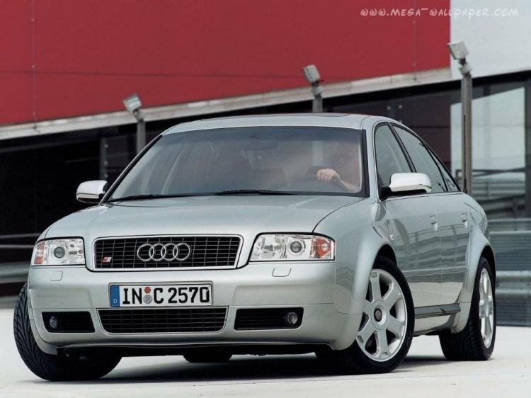 Чип тюнинг Audi A6 (C5)
