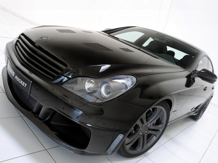 BRABUS для Mercedes-Benz CLS-class (W219)