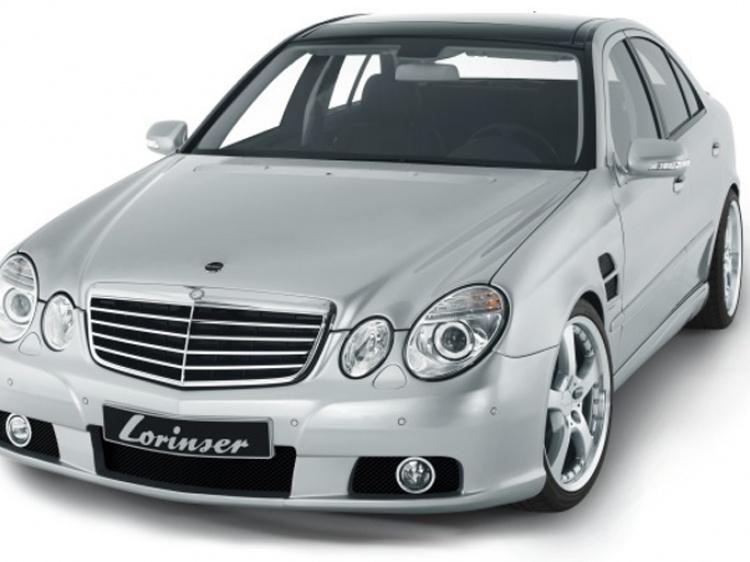 Lorinser для Mercedes E-class (W211)
