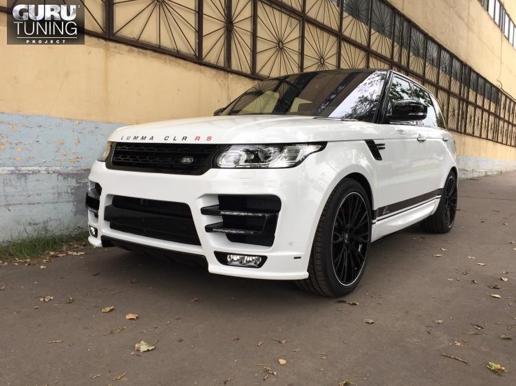 STR SUV для Range Rover Sport 2014+