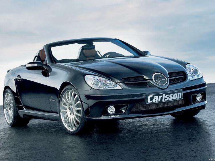 Carlsson для Mercedes SLK-class (R171)