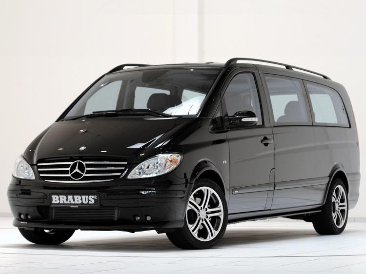 BRABUS для Mercedes-Benz Viano (W 639)