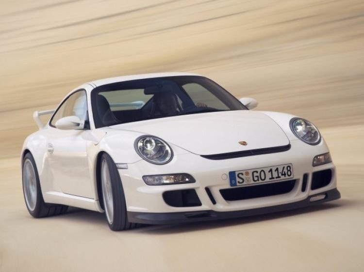 Чип тюнинг Porsche 911 (997)