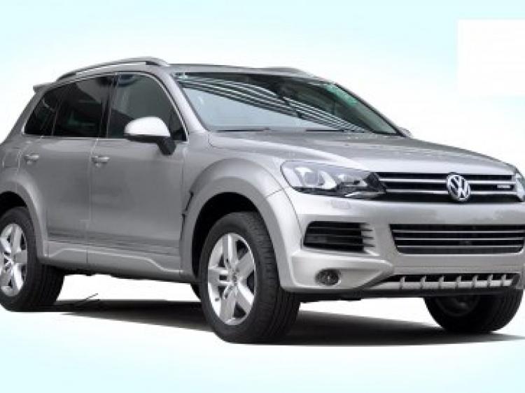 Touareg Volkswagen 2010-2012