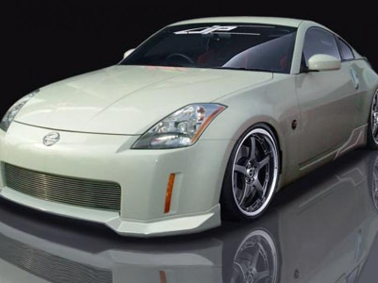 JP для Nissan 350Z (2003-2005)