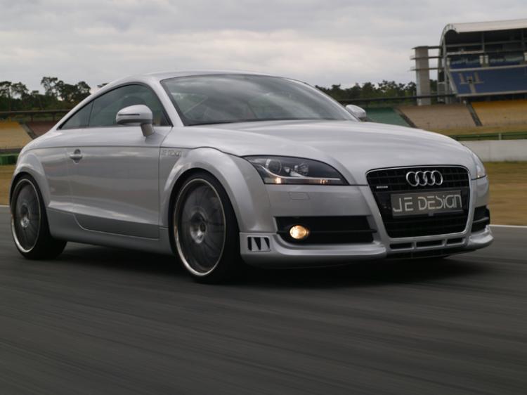 Je Design обвес для Audi TT 8J