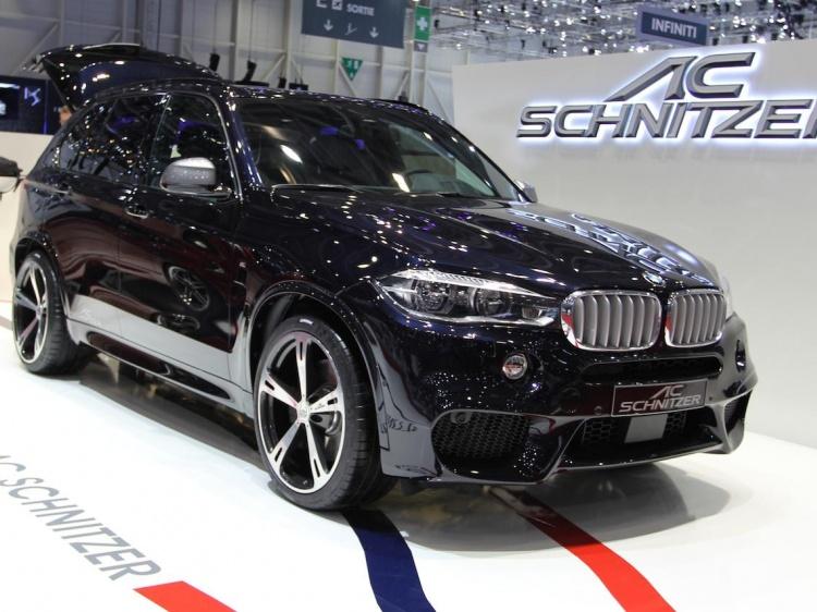 AC Schnitzer для BMW X5 (F15)