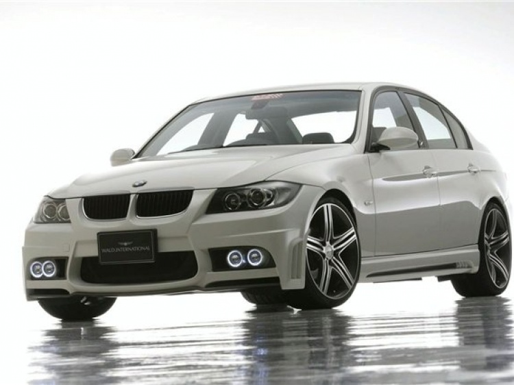 Wald Sport для BMW 3-серия (e90)