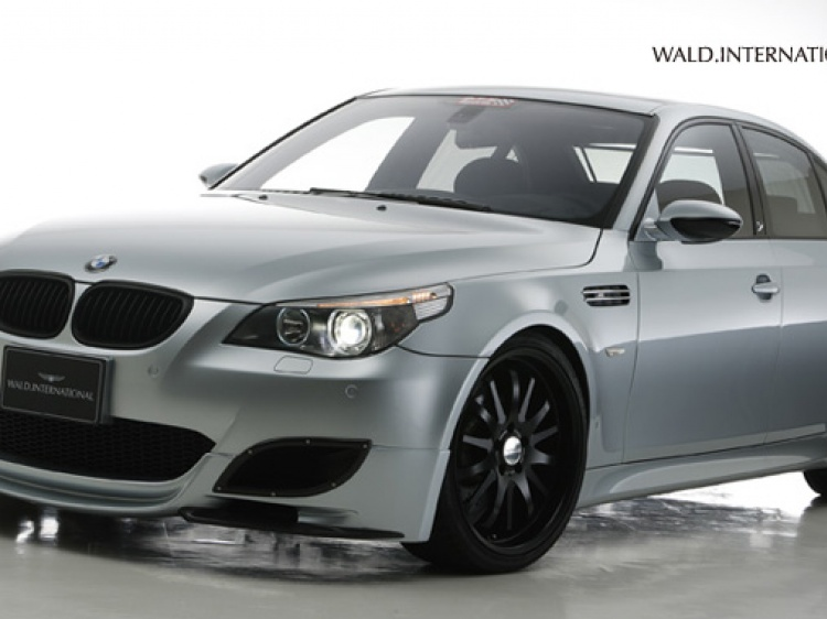 Wald Sport для BMW M5 E60