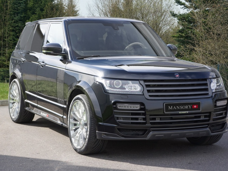 Mansory для Range Rover 2013