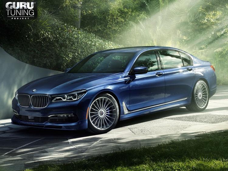 Alpina для BMW 7er G11/G12