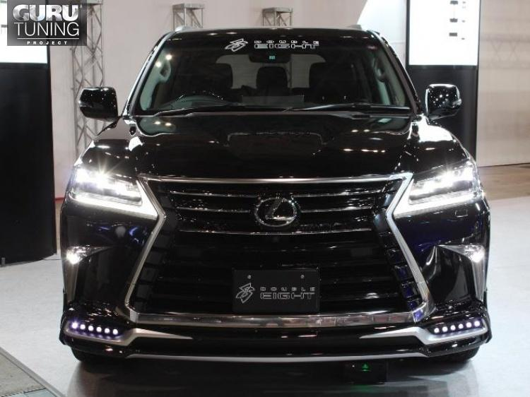 Обвес Double Eight для Lexus LX570 2015-