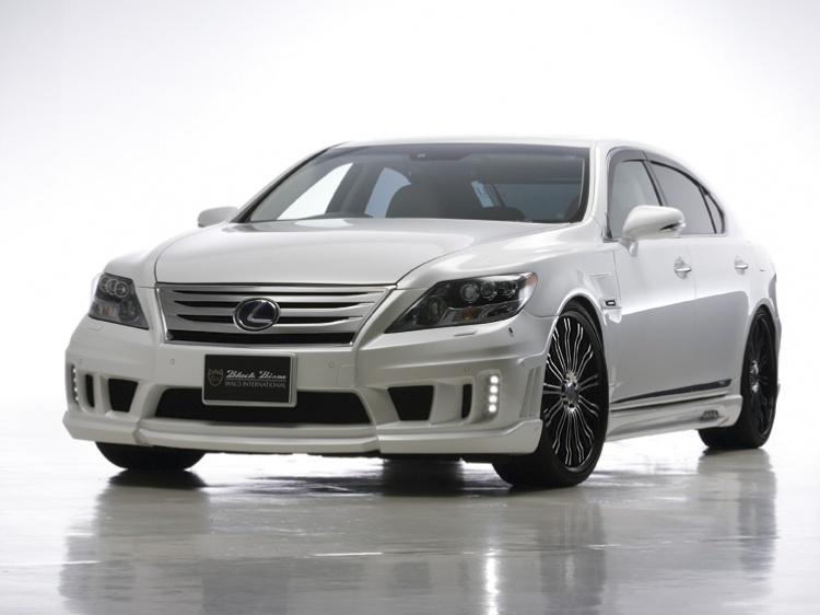 Wald Bison для Lexus LS460/600H
