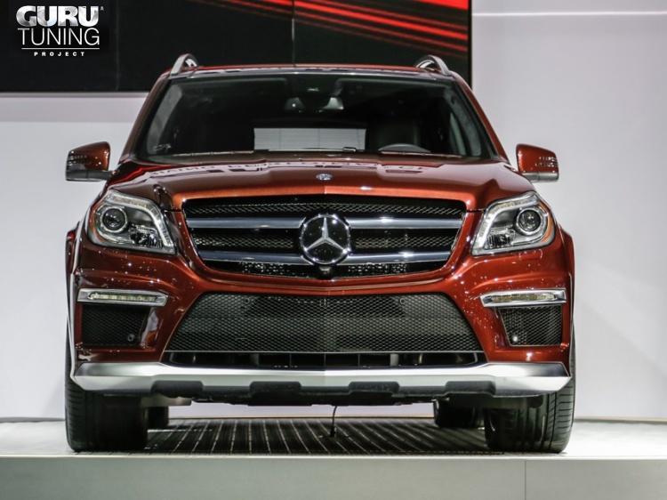 AMG GL63 для Mercedes GL-Class (X166)