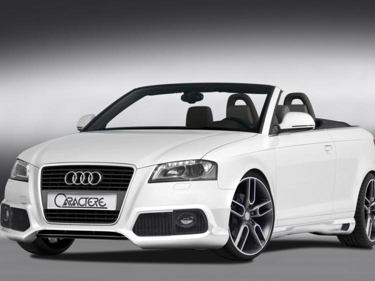 Audi A3 CABRIO (8PA) Caractere