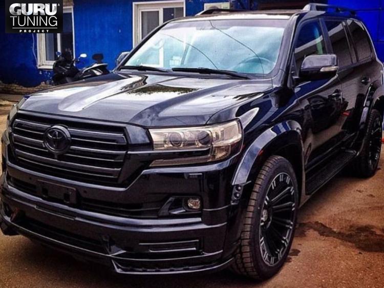 Wald Black Bison для Toyota Land Cruiser 200 2015
