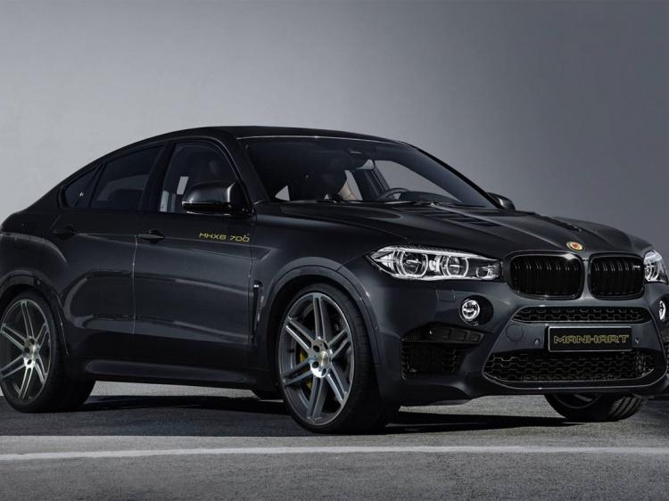 Тюнинг BMW X6 M с названием MHX6 700