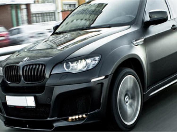 Специальное предложение для BMW X6 Lumma Design CLR X650