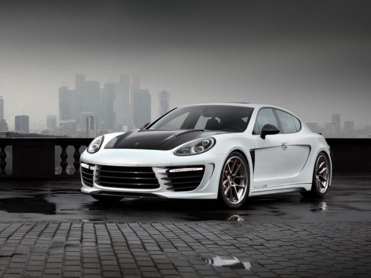 TopCar для Porsche Panamera