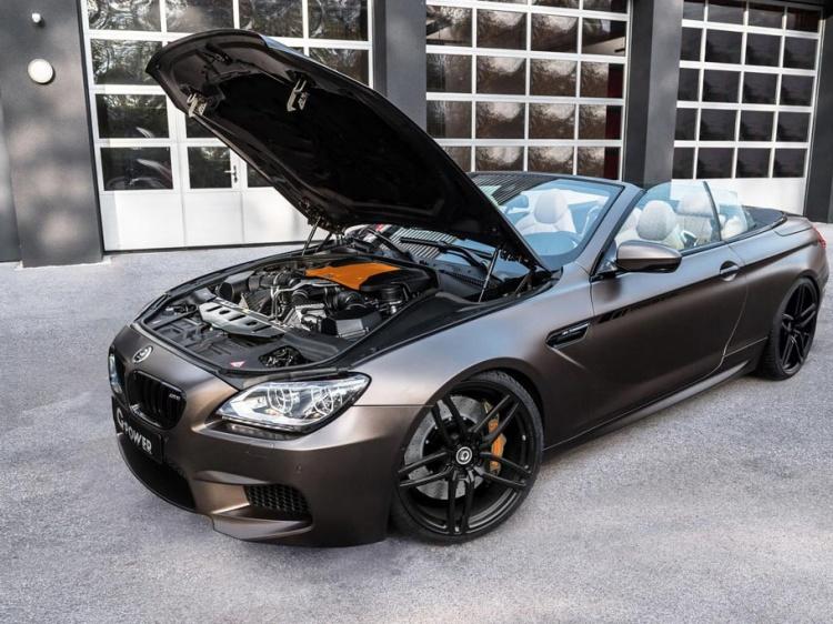 BMW M6 с 800 л.с. от G-Power