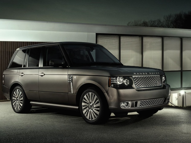 Autobiography Limited Edition для Range Rover