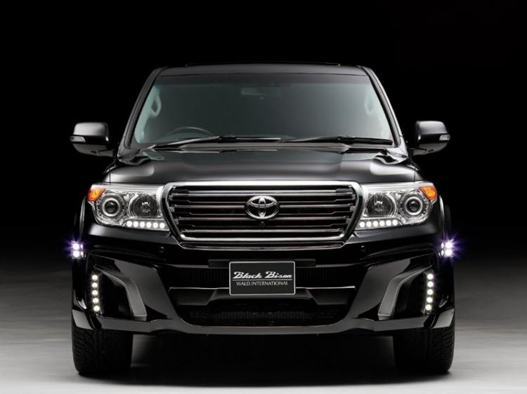 Wald Bison для Toyota Land Cruiser 200 РЕСТАЙЛИНГ (реплика)
