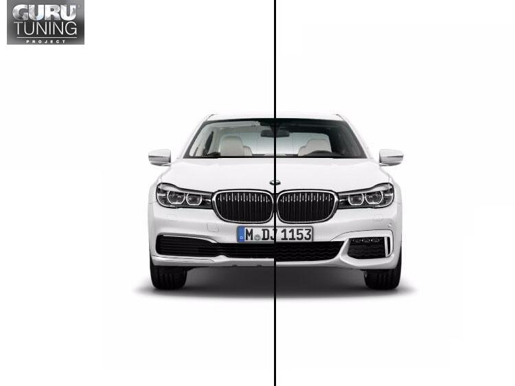 Обвес M-Спорт для BMW 7 Series G11/G12