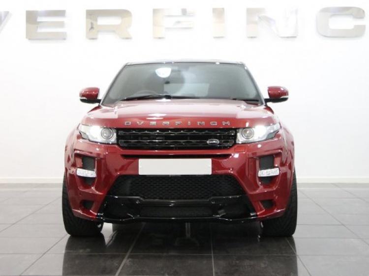 Overfinch для Range Rover Evoque