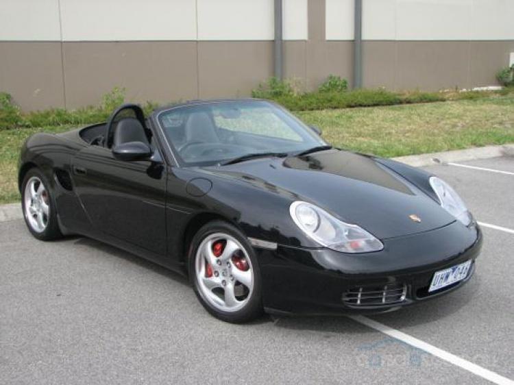 Чип тюнинг Porsche Boxster 986