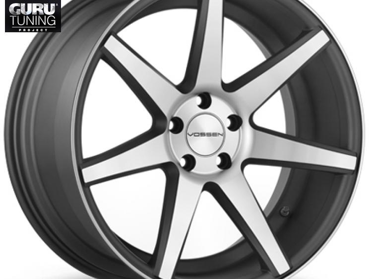 Диски Vossen CV7 для Audi Q7 2006-2009