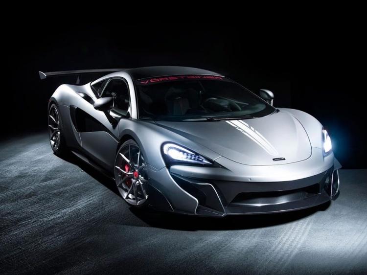 Обвес для автомобиля McLaren 570GT и 570S от Vorsteiner