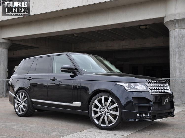 ART Road BUSTER Style для Range Rover
