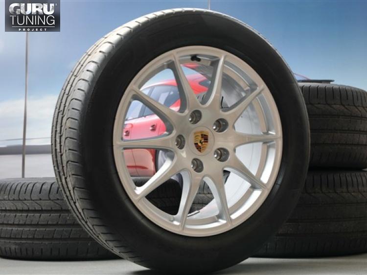 Диски Panamera S на Porsche Panamera