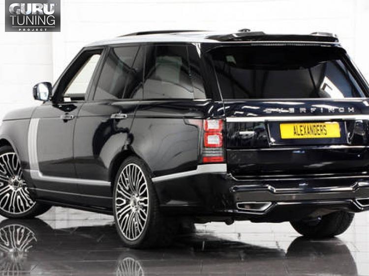 Overfinch для Range Rover 2013