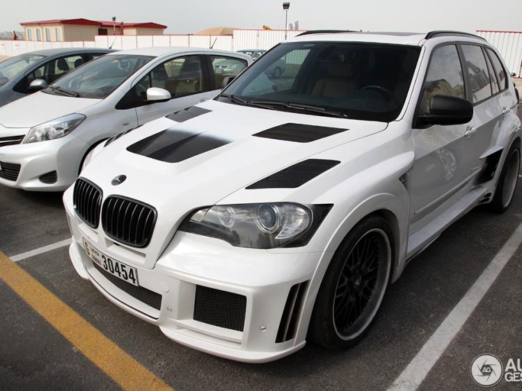 ASMA для BMW X5 (E70)
