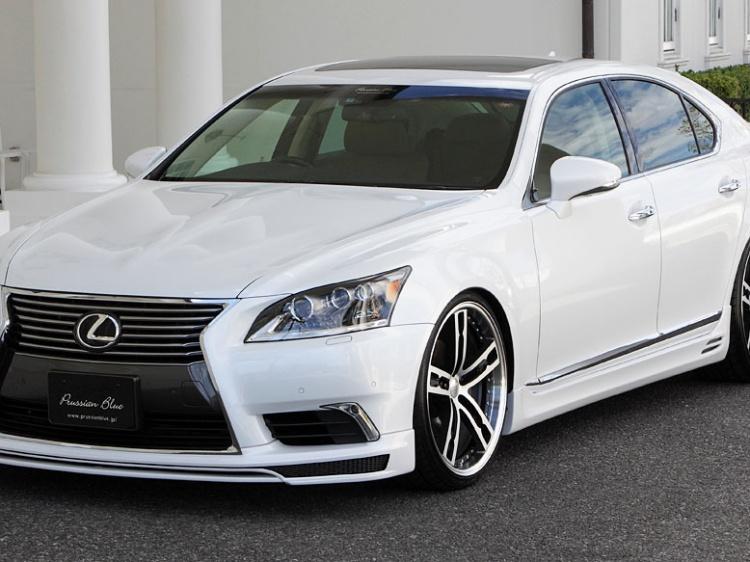 M'z SPEED для Lexus LS 460, LS 600h