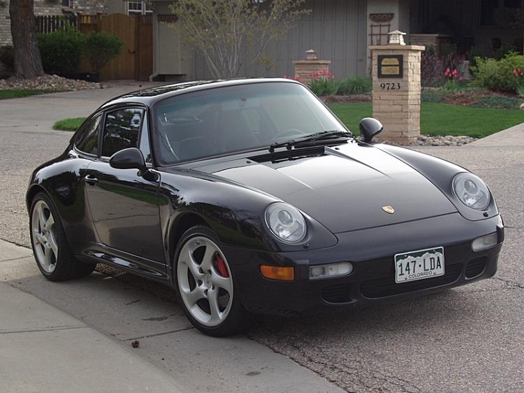 Чип тюнинг Porsche 911 (993)