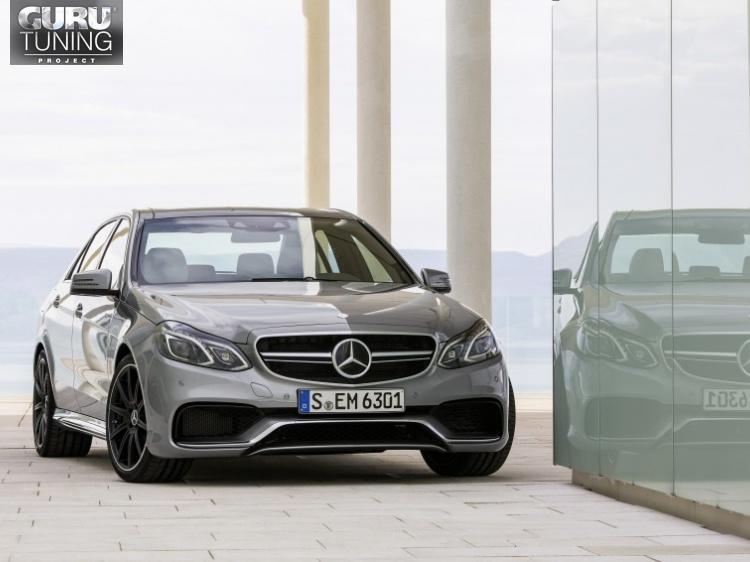 AMG E63 для Mercedes E-class W212