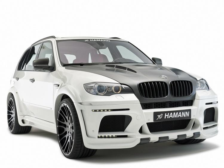 """HAMANN для BMW X5M E70 """"FLASH EVO M"""""""