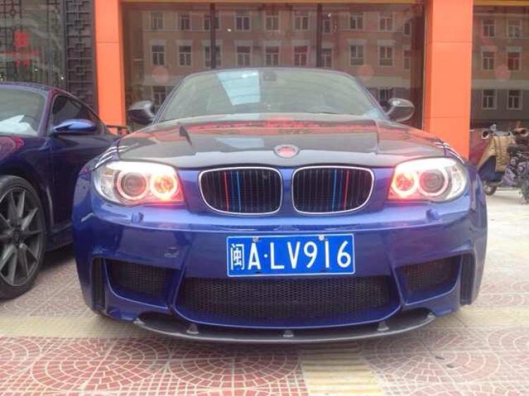 1M для BMW 1-series E82
