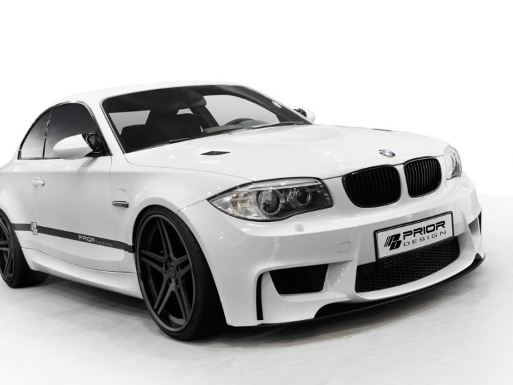 PRIOR-DESIGN для BMW 1er (E82) PDM1 Widebody