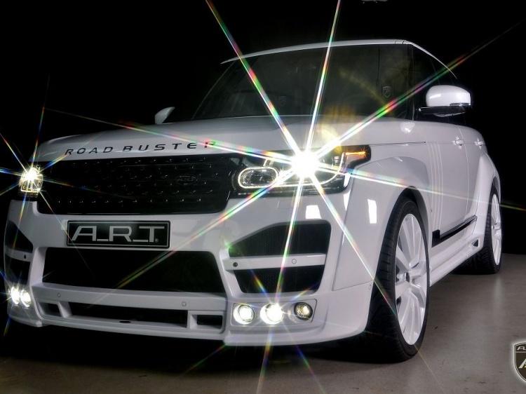 ART Road BUSTER Wide Body для Range Rover