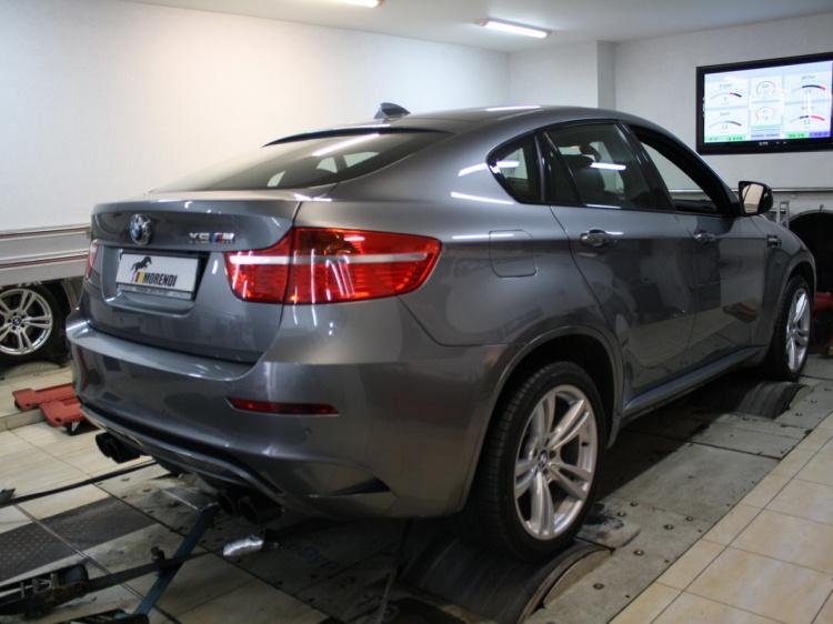 Чип тюнинг BMW X6 E71/E72