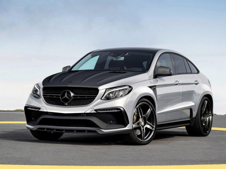 Обвес Inferno для Mercedes GLE Coupe