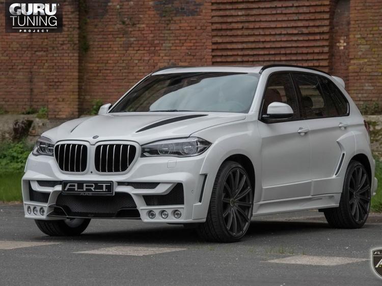 ART xHawk5 Widebody для BMW X5 F15/F85