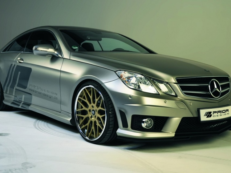 PRIOR-DESIGN для Mercedes E-Class Coupe (C207)