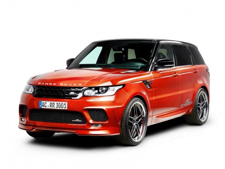 AC Schnitzer для Range Rover Sport 2014