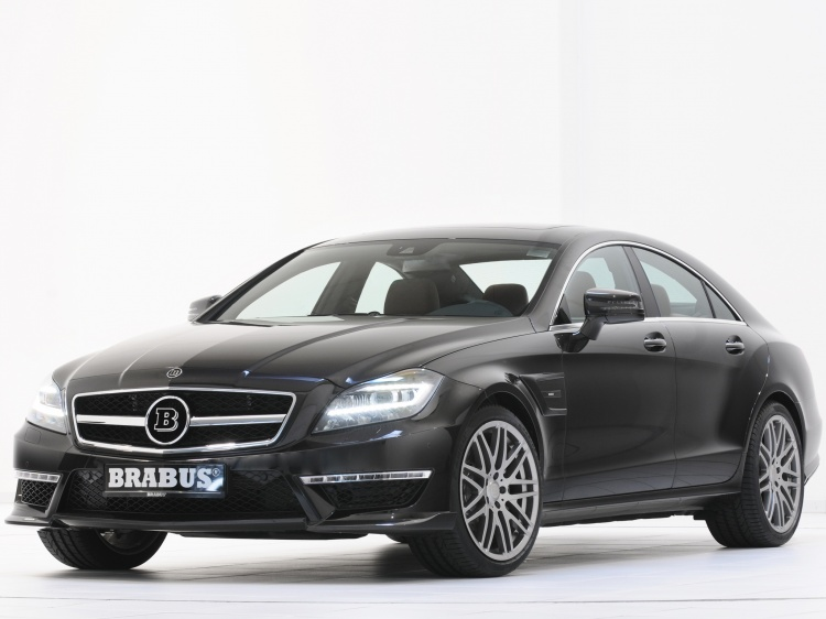 BRABUS для Mercedes-Benz CLS-class 63 AMG (W218)