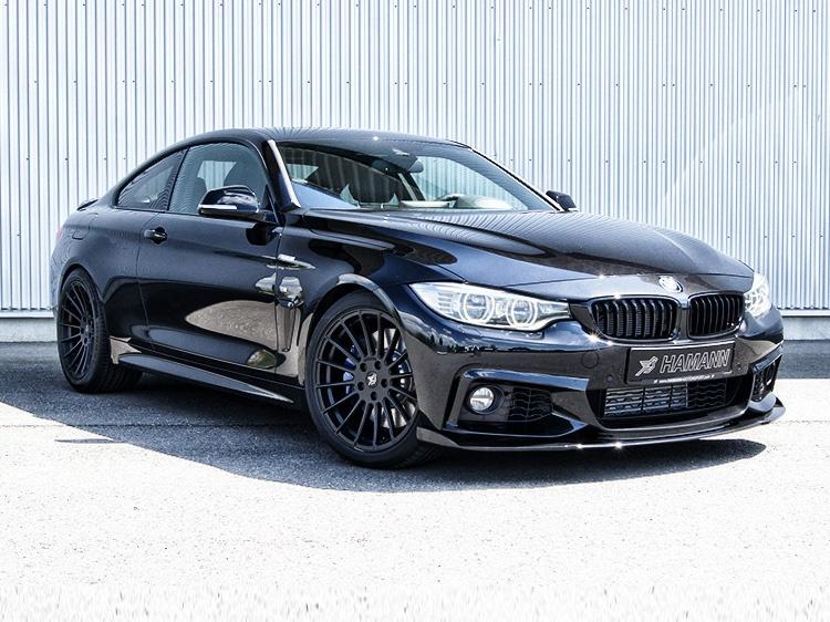 Обвес Hamann для BMW 4-Series F32 / F33