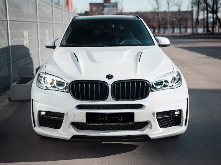 BMW X5 F15 HAMANN WIDE BODY